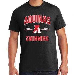 Aquinas Swimming
