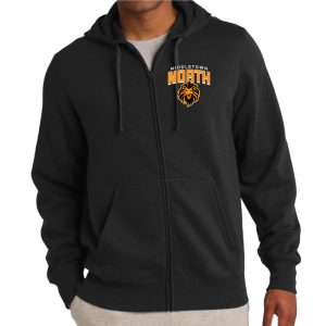 Lionhead Full Zip Hooded Sweatshirt
