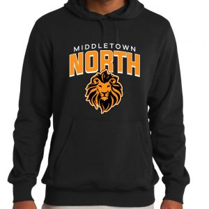 Lionhead Hooded Sweatshirt