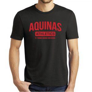 Aquinas Athletics Tri-Blend Tee